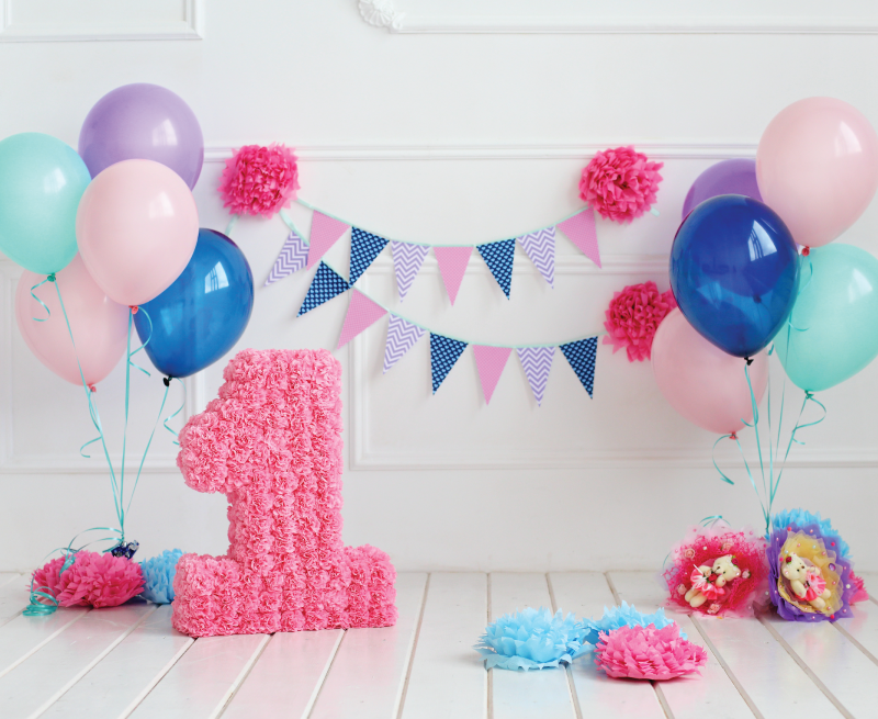 Laytex balloons are perfect for any party, even, or occasion.