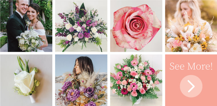 Follow B Floral by Brena on Instagram